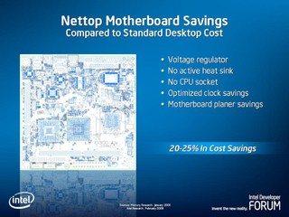 Nettop Bom cost savings