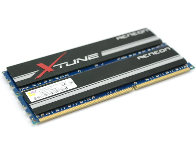 AENEON XTune DDR3-1333 Product