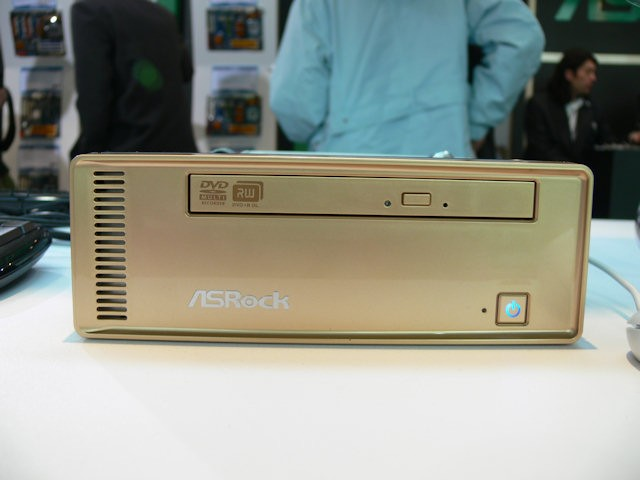 AsRock Notebook