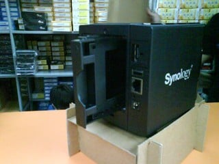 Synology DS409 Slim NAS