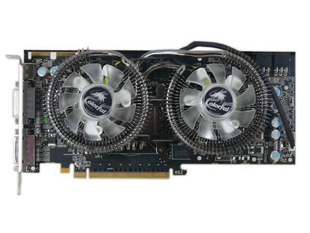 Colorful iGame 4890-GD5 5F