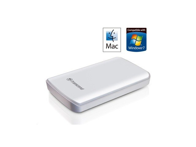 StoreJet 25D2-W for MAC