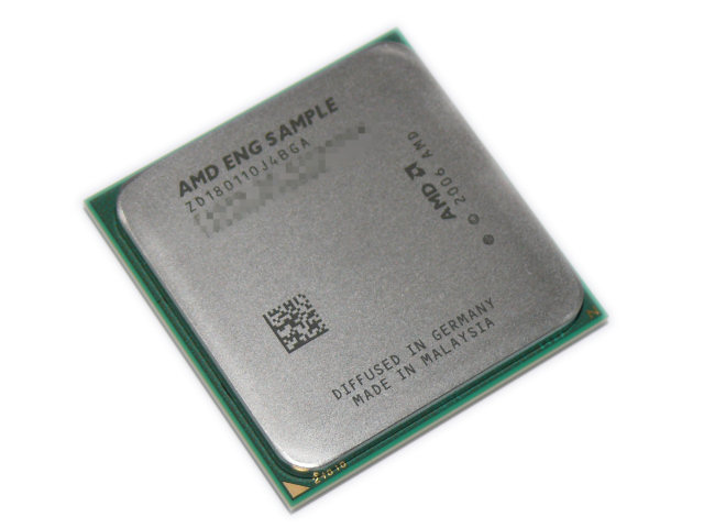 AMD Phenom ES Sample
