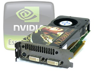 NVIDIA G92終極狀態!! GeForce 8800GTS 512正式上市