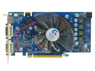採用Zalman菊型靜音散熱器 GIGABYTE 超頻版GF 8800GT