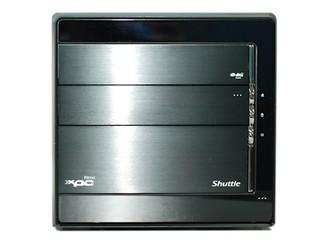 Hardcore Revolution Shuttle XPC SX38P2 Pro準系統