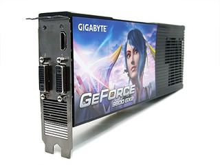 公版設計 三年全保固 GIGABYTE GeForce 9800GX2