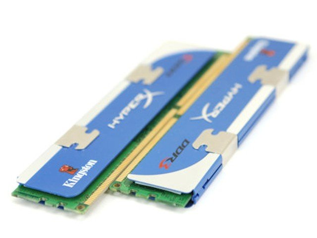 Kingstons HyerX DDR3