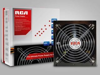 電源供應器新勢力登場 RCA推出14cm風扇電源器