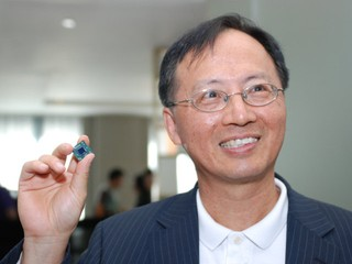 VIA全新Nano處理器正式發佈 效能比上代高4倍  陳文琦︰VIA未來希望