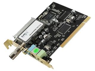 高畫質電視內置方案 MIX SPEED DMB-TH PCI