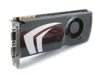 55nm G92b繪圖核心 NVIDIA GeForce 9800 GTX+