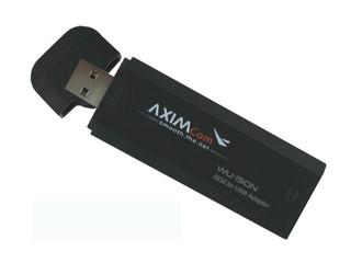 支援PSP X-Link網路對戰 AXIMCom WU150N Wireless Stick
