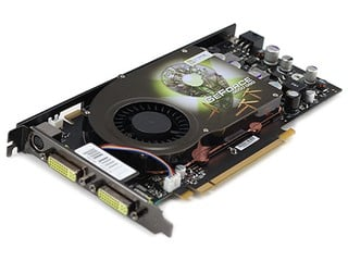 高價比中階繪圖卡之選 XFX GeForce 9600GSO