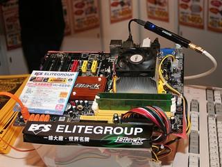 HKCCF﹕Eevrbest展現高畫質熱潮 ECS、AVerMedia高畫質數位組合