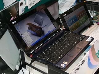 HKCCF:Acer 推出多款 NB 優惠 Aspire One 低至 $2,999
