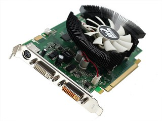 512MB DDR3 記憶體 Inno3D Geforce 9500GT