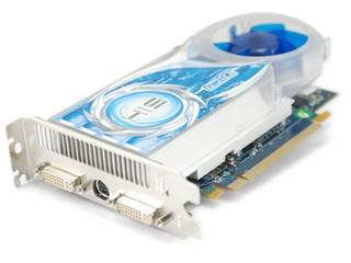 全新ATI RV730繪圖核心 HIS Radeon HD 4670 IceQ繪圖卡