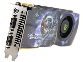765MHz Core Clock XFX GeForce 9800GTX Plus