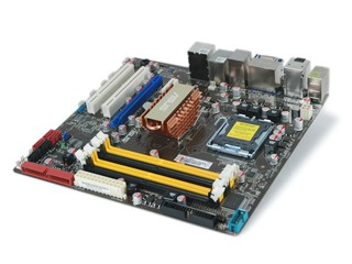 NVIDIA MCP7A晶片組 六款GeForce 9 Intel主機板曝光
