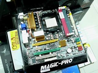 兼容DDR2、DDR3記憶體模組 Magic-Pro MP-AKGX-M Ultra到貨