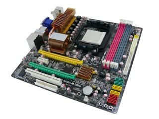 支援DDR2、DDR3記憶體 Magic-Pro MP-AKGX-M Ultra