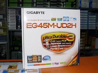 腦場推介﹕Intel IGP平台之選 GIGABYTE EG-45M-UD2H主機板