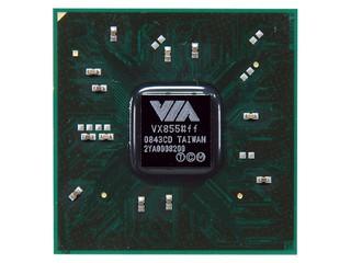 VIA推出全新VX855單晶片 整合南北橋設計  支援1080p HD播放