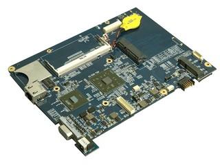 VIA啟動Netbook HD企劃 採用VX855晶片  Surfboard實物曝光