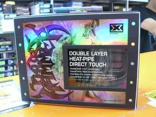 加入 Double Layer H.D.T. 技術 XIGMATEK Thors Hammer 散熱器