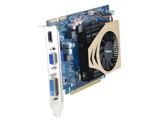 提供原生HDMI輸出端子 GIGABYTE GV-R467D3-1GI繪圖卡