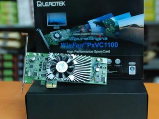 高效能極速壓片能手 LEADTEK WinFast PxVC1100