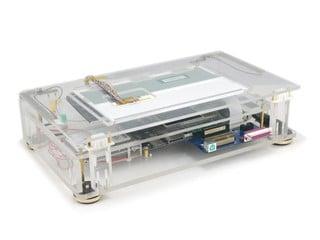 全新VIA VX855晶片組 VIA全新Netbook平台測試