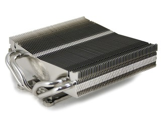 4 heatpipe免風扇靜音設計 PC Cooler 「加勒比海」繪圖卡散熱器
