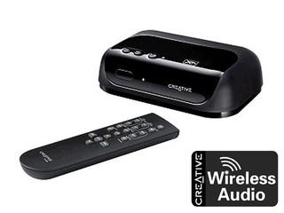 在家中隨時享受音樂 CREATIVE Wireless Receiver 發佈