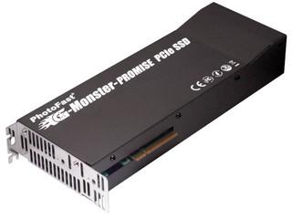 超高速讀寫速度 1000 MB/sec PhotoFast G-Monster SSD 六月到貨