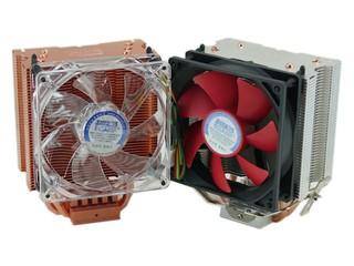 改用全銅鰭片、3heatpipe PC Cooler「紅海」至尊版散熱器