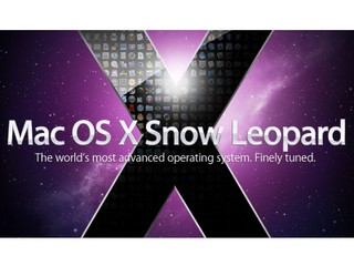 Mac OS X 新版將支援 64 位系統 代號 Snow Leopard 將於 9 月推出