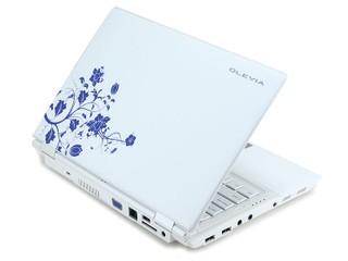 無視Intel Netbook平台禁忌 11.1吋屏幕的OLEVIA X11A