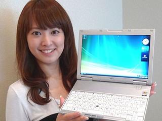 只有 725g 最輕 Netbook  7 月登場 NEC Versa Pro J UltraLite Type VS