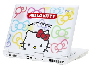 EPSON 與 Sanrio 聯手打造 推出新一代 Hello Kitty Notebook