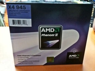 全新95W TDP版本有助減低功耗 新版Phenom II X4 945現已有售