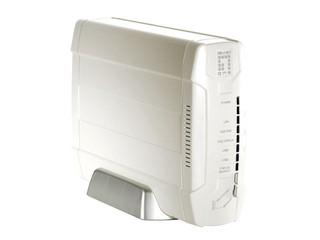 「無腦」BT下載減低電腦消耗 LevelOne FNS-1020 1-Bay NAS