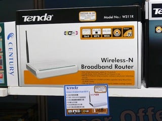 Wireless-N Router抵賣之選 Tenda W311R路由器售$158