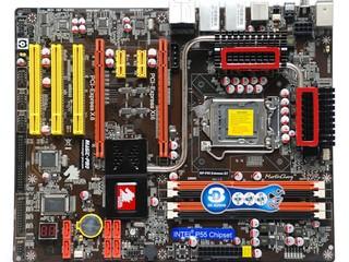 支援LGA 1156 Core i7/i5 CPU Magic-Pro MP-P55 Extreme GT