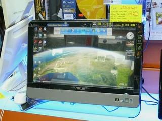 一體式輕觸屏幕NVIDIA ION平台 ASUS eTop-ET2002T現貨有售