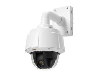 全天候高效能戶外監控 AXIS Q6032-E網路攝影機