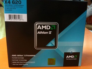 AMD入門級4核心處理器 Athlon II X4 620現已有售