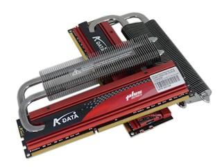 XPG PLUS超頻示範、SSD RAID教學 Techday09 A-DATA近距離技術交流