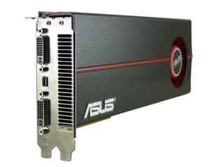 DX11單卡雙核心卡皇 ASUS Radeon HD 5970繪圖卡